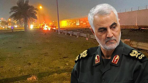 Son dakika... İranlı General Süleymani'ye yönelik suikastta 'İsrail' iddiası!