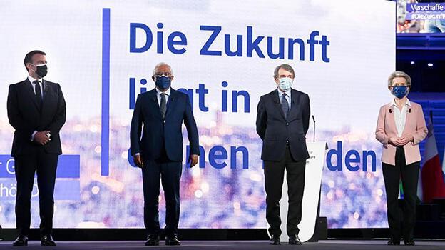 Son dakika... Macron ve AP Başkanı'na göre salgın, eksiklikleri ortaya çıkardı