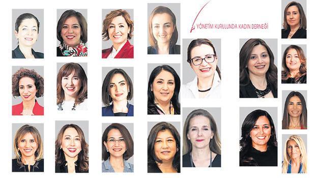 Lider kadınlar zirvede