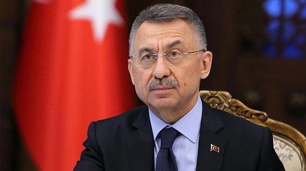 Cumhurbaşkanı Yardımcısı Oktay'dan Adana Demirspor ve Giresunspor'a tebrik
