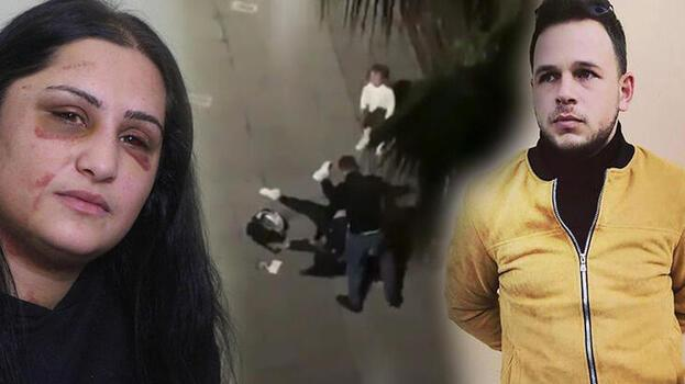 Eski eşini sokak ortasında öldüresiye dövmüştü! Davada yeni gelişme