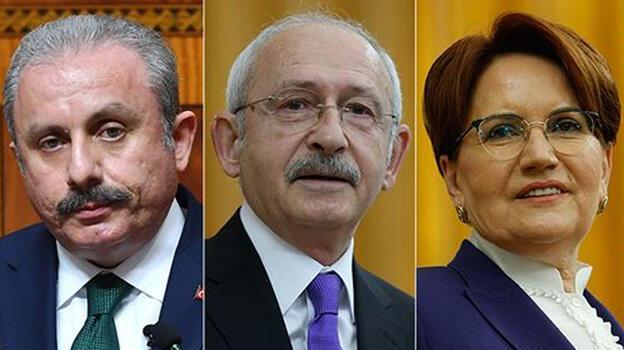 TBMM Başkanı Şentop ve siyasi parti genel başkanlarının Ramazan Bayramı programı belli oldu