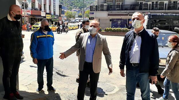 Zonguldak Valisi Tutulmaz: 560'lara çıkan vakalarda 170'leri gördük