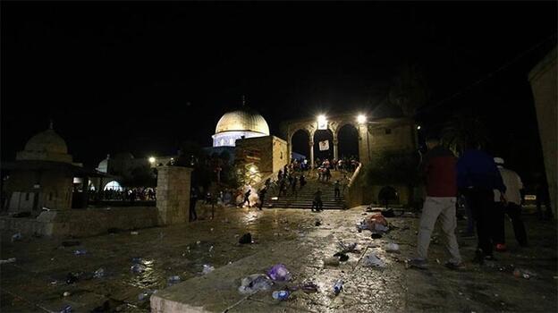 Son dakika! Türkiye'den İsrail'e çok sert Mescid- i Aksa tepkisi