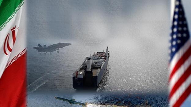 Son dakika... Pentagon: Körfez'de İran botları ABD gemilerine 130 metre yaklaştı!
