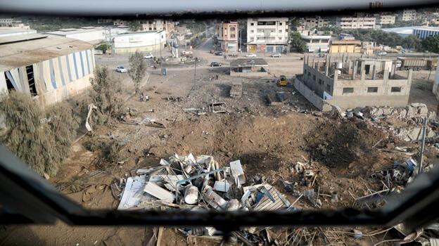 İsrail'in Gazze'ye hava saldırılarında can kaybı artıyor