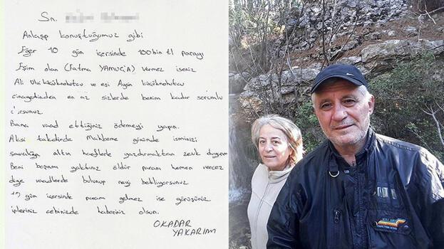 Büyüknohutçu çifti cinayetinde 'azmettirici' iddiası!