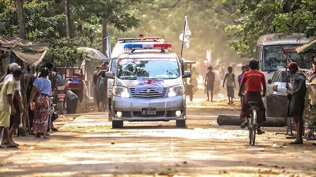 Myanmar'da darbeciler 52 çocuğu katletti