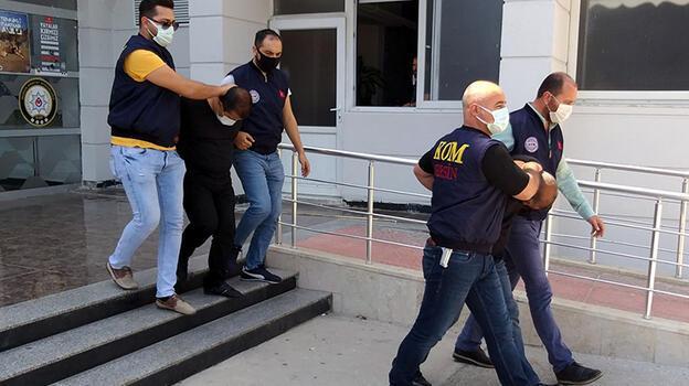 Mersin'de tefeci operasyonu! 2 kişi tutuklandı