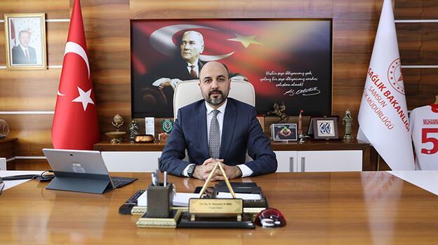 Samsun Sağlık Müdürü Dr. Oruç: 2 ilçede, il dışı akraba ziyaretleri ile artış oldu
