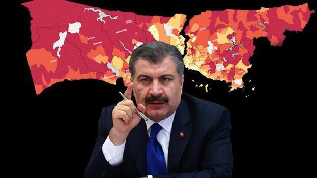 Son dakika: Bakan Koca'dan İstanbul için flaş açıklama