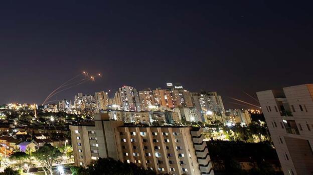 Son dakika... Tel Aviv'de sirenler çalmaya başladı!