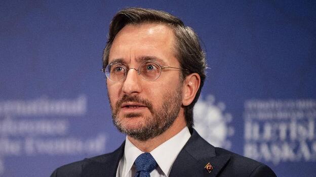 Cumhurbaşkanlığı İletişim Başkanı Altun'dan Engelliler Haftası mesajı