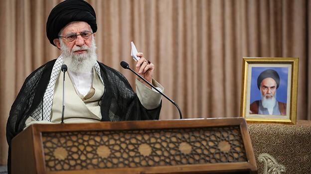 Son dakika... İran lideri Hamaney: Siyonistler sadece güç dilinden anlar!