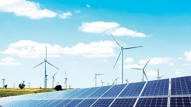 Yeşil enerjide kapasite rekoru