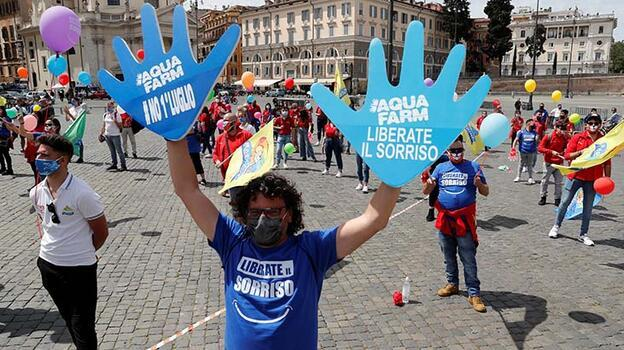 İtalya'da son 24 saatte Kovid-19'dan 251 kişi hayatını kaybetti
