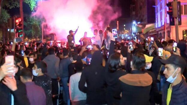 İsrail'in Filistinlilere yönelik saldırıları İstanbul'da protesto edildi