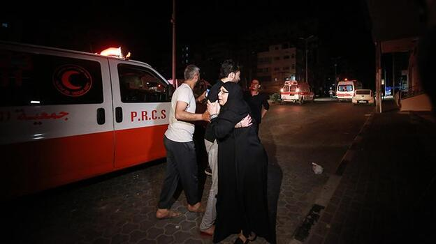 İsrail'in saldırılarında 35 Filistinli yaşamını yitirdi