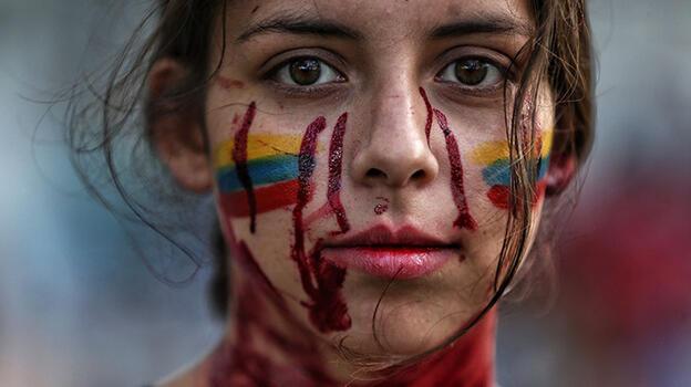 Kolombiya'da hükümet karşıtı protestolarda bilanço artıyor