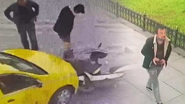 İstanbul'da vicdansızlığın görüntüsü!