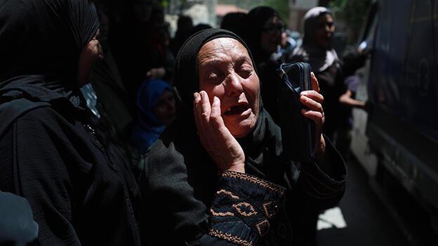 Son dakika: Filistinli şehidin cenazesinde çıkan olaylar sonrası sokağa çıkma yasağı!