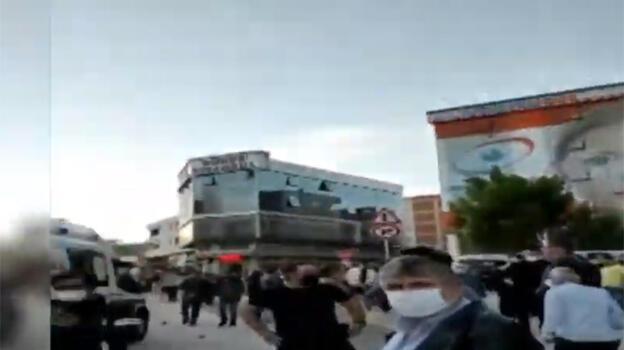 Son dakika: Pendik Metro inşaatında patlama