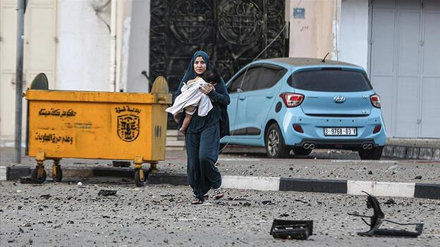 Son dakika: İsrail, 2'si çocuk 9 Filistinliyi daha şehit etti