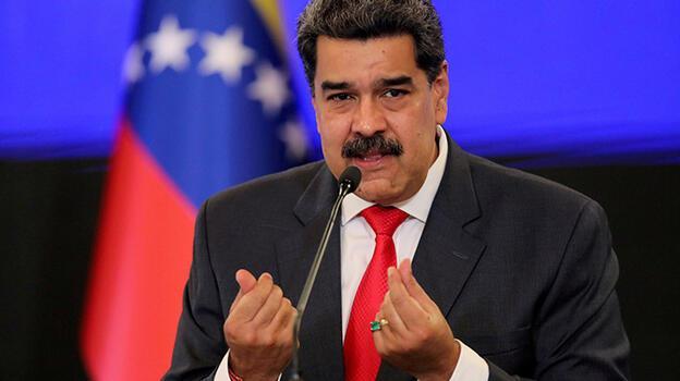 Maduro, muhalefetle görüşmeye hazır olduğunu duyurdu