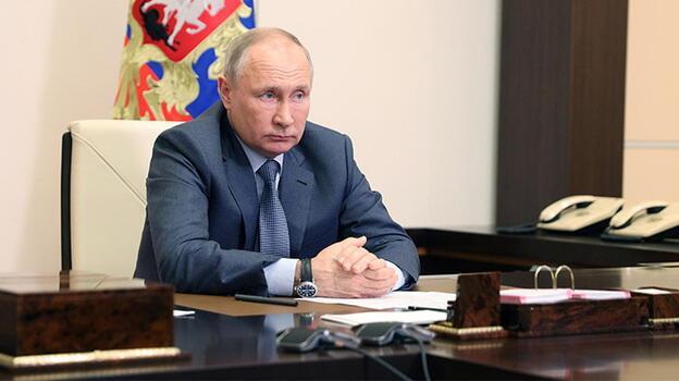 Putin ve BM Genel Sekreteri Guterres Filistin meselesini görüştü