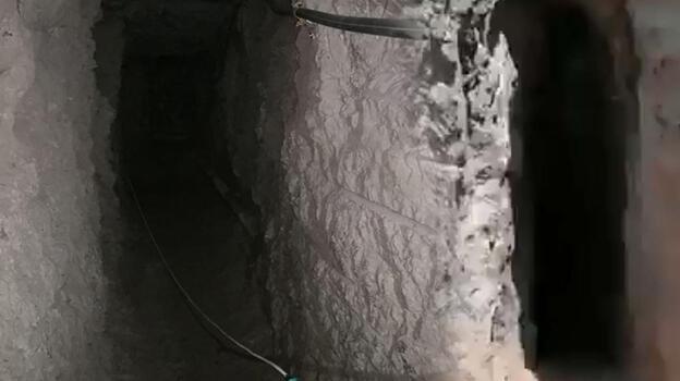 PKK'ya 'Pençe' darbesi! 14 odalı mağara imha edildi