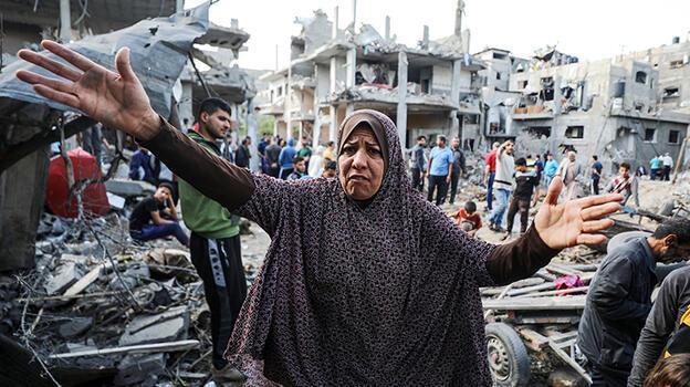 Gazze'de can kaybı artıyor!