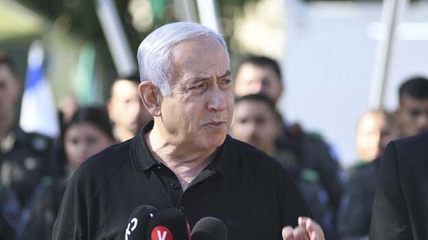 Son dakika... Netanyahu, Gazze'ye saldırıların devam edeceğini söyledi!