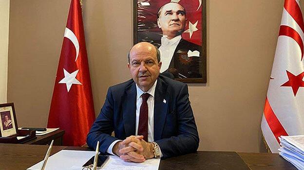 KKTC Cumhurbaşkanı Tatar: Türk askeri Kıbrıs'tan çekilmeyecek ve KKTC Gazze olmayacak