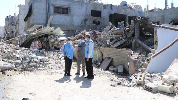 Son dakika... Zulüm büyüyor! 10 bin Filistinli gitmek zorunda kaldı...