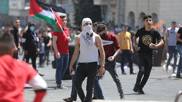 Son dakika... Filistin'den katliama karşı sessiz kalan ABD'ye tepki!
