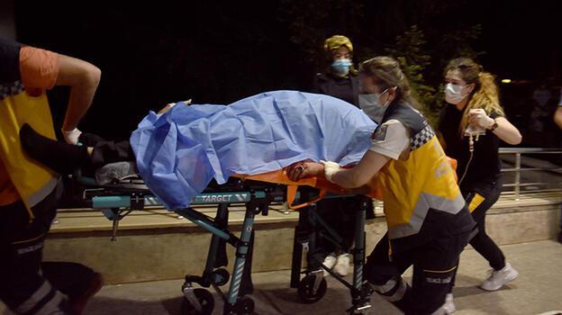 Kayseri'de bayram günü kan aktı: 5 yaralı