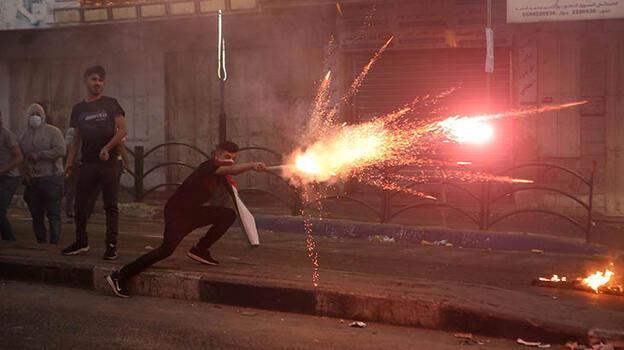 Son dakika... Batı Şeria'da hayatını kaybeden Filistinlilerin sayısı 11'e çıktı!