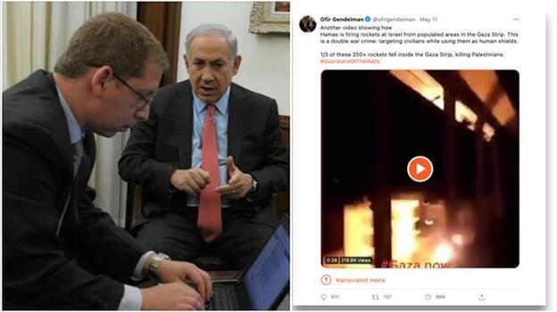 Son dakika... Netanyahu'nun sözcüsünün Gazze dezenformasyonu ortaya çıktı!