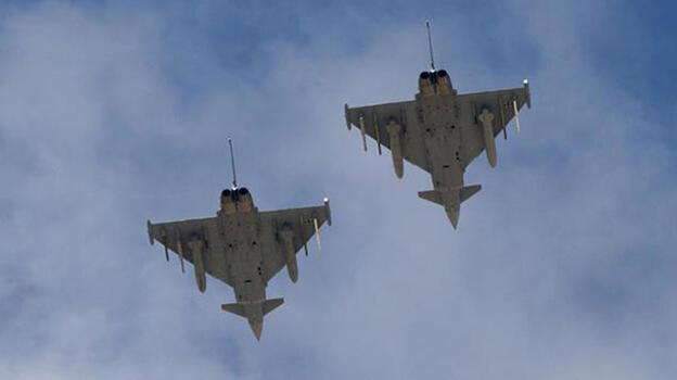 Son dakika... İsrail uçakları Gazze'nin kuzeyini bombalıyor