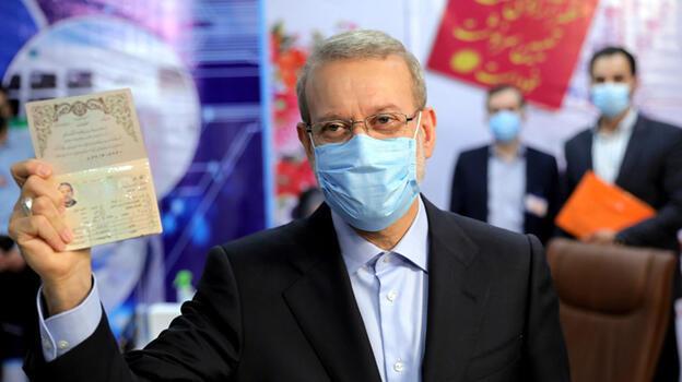 İran'da Laricani cumhurbaşkanı adaylığını açıkladı