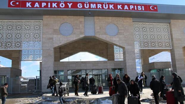 Kapıköy Gümrük Kapısı'nın açılacağı müjdesi Van'da bayram sevincini ikiye katladı