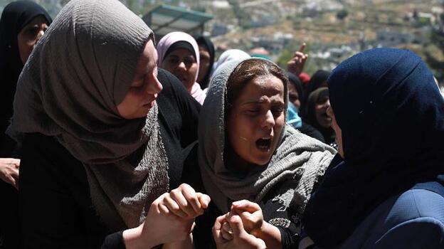 Son dakika: İsrail'in Gazze saldırılarında 145 Filistinli hayatını kaybetti