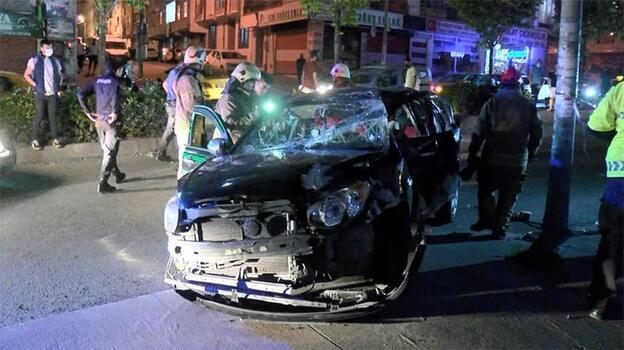 Şampiyonluk kutlaması kazayla sonuçlandı: 5 yaralı