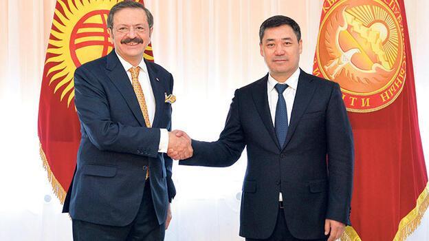 Kırgızistan'dan yatırım daveti