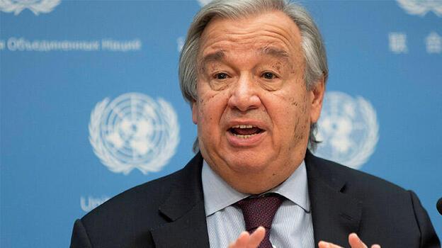 BM Genel Sekreterinden Gazze ve İsrail'de 'çatışmaları bir an önce sona erdirme' çağrısı