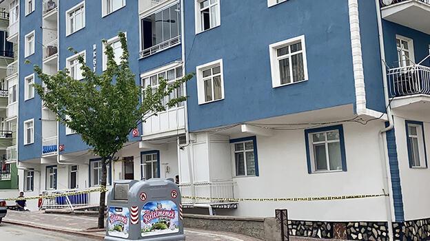 Son dakika... Kırşehir'de bir apartman karantinaya alındı!