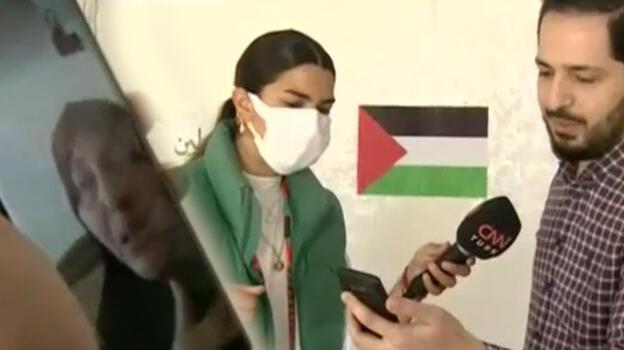 Endişeli bekleyiş! Tüm ailesi Gazze'de o İstanbul'da…