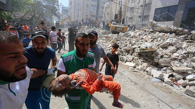 Son dakika... Filistin'den BM'ye İsrail için 'ambargo' çağrısı!