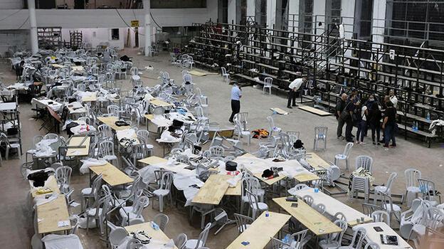 Son dakika... İsrail'de sinagog ayini sırasında tribün çöktü! Ölü ve yaralılar var...
