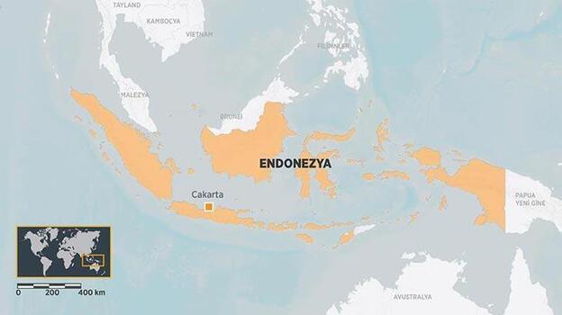 Son dakika... Endonezya'da facia: 7 ölü